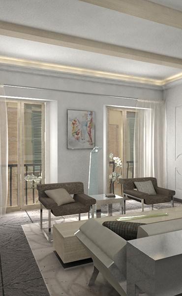 fidi cours de design d 39 interieur a florence italie une. Black Bedroom Furniture Sets. Home Design Ideas